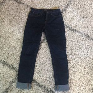 Super Skinny Fit Dark Wash Jeans